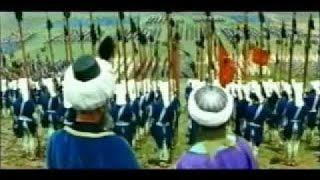 Cesur Mihail - Mihai Viteazul - Calugareni (Yergöğü) Savaşı Türkçe 1970