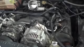 jeep liberty 2005 no enciende (problemas con bomba de combustible)