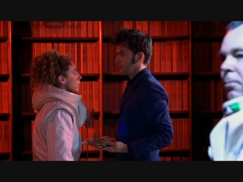 River Song Tells the Doctor Her Secret