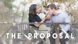 Our Engagement / Proposal Story!