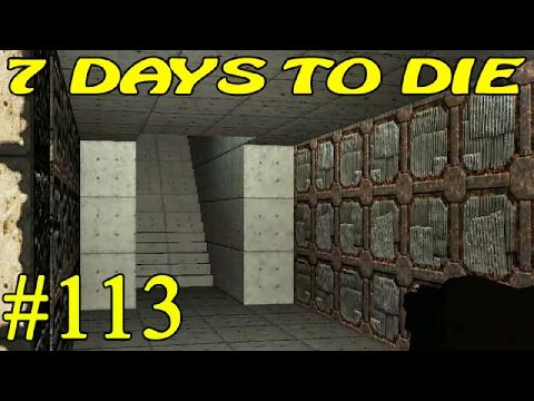 7 Days to Die Alpha 15 ► Подземные норы ►#113 (16+)