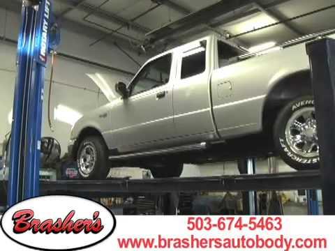 pickup truck collision repair
