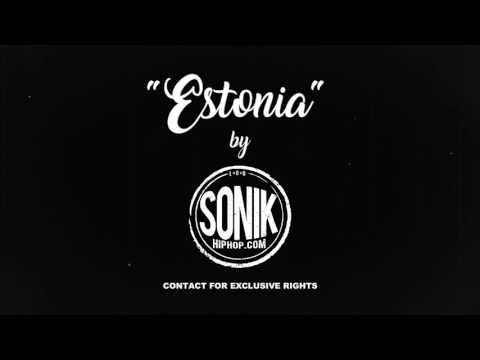 """""""Estonia"""" 2017 Hip Hop Rap Beat Instrumental [SonikHipHop.com]"""