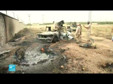 معارك شرسة في منطقة الهيرة جنوب طرابلس  - نشر قبل 4 ساعة