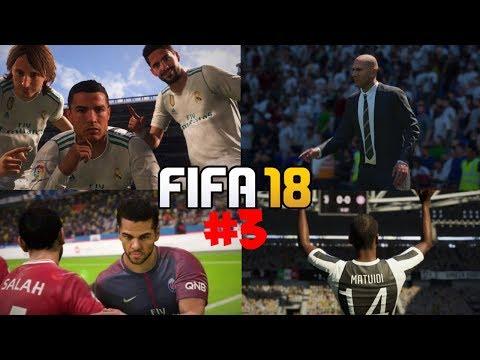 FIFA 18 - DEMO, ZIDANE, CARRIÈRE, FUT, LES NOUVEAUTÉS ! #3