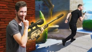 Silenced Weapons Only Challenge! | Fortnite