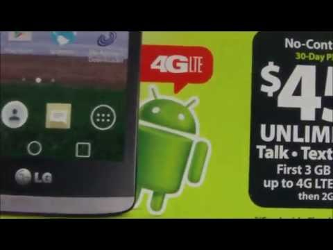 Straight Talk LG Sunset LTE Review