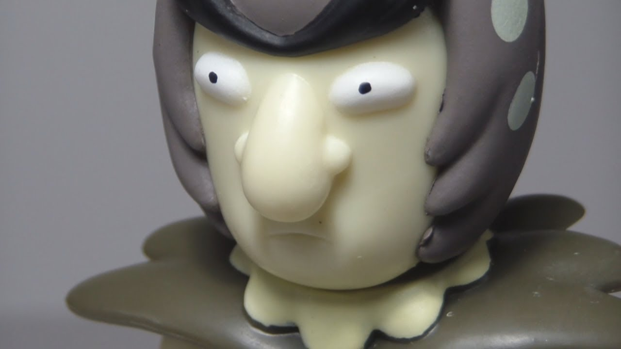 """Funko 5/"""" Articulated Rick and Morty Bird Person Action Figure"""