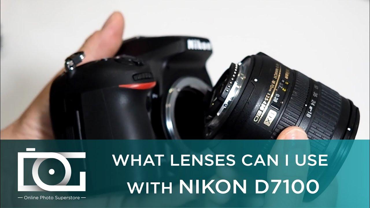 TUTORIAL | Nikon D7100 Lens Compatibility - Nikon DX Lenses - Nikon ...