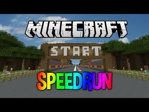 Minecraft: 1V1 SPEEDRUN RACE