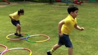 SPORTS - Large Playgrounds  I JPA Toddlers' World PRESCHOOL Panchkula, Haryana, India