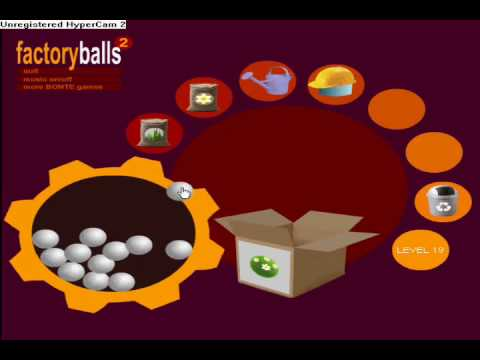 Factory Balls 2 Complete Walkthrough All 30 Levels - YouTube