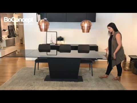 Modern Extendable Dining Table | How to Extend and Style the Monza Dining Table