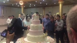 Дагестанская свадьба. Свадебный торт 🎂