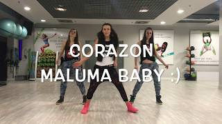 ZUMBA® fitness - Poland - Maluma - Corazón