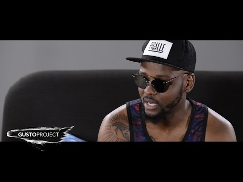 Laylizzy on The Gusto Project