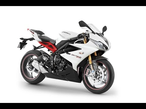 Triumph Daytona R - Test Ride and Review - Best ? - Livermore California
