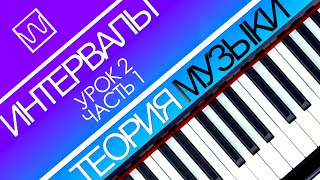 Теория музыки. Урок 2 часть 1. Интервалы(http://wikisound.org/video http://vk.com/sekmet https://soundcloud.com/insidewaves http://vk.com/wikisound., 2015-08-07T14:32:43.000Z)