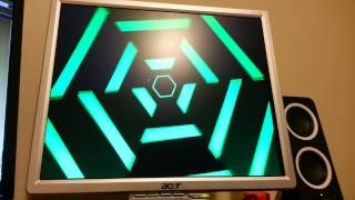 Super Hexagon on FPGA