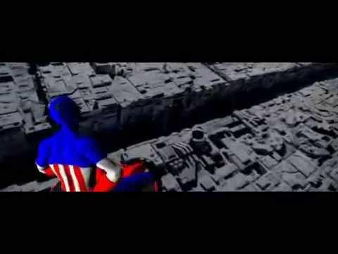 Captain America meets Star Wars