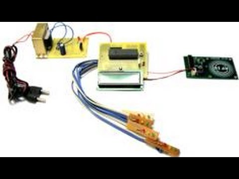 Automatic Traffic Light Controller | Ambulance Passage