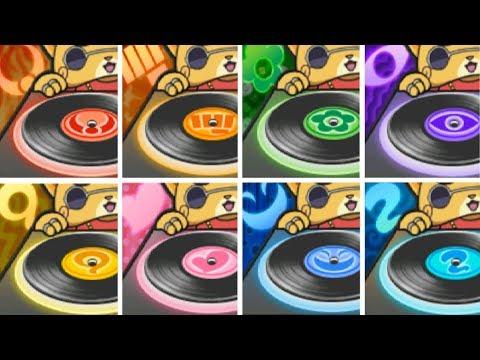 ALL NEW Tribe Summoning Songs in Yo-kai Watch Blasters! (DJ KJ Remix)