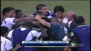 Copa De Oro 2011 Cuartos De Final Honduras Vs Costa Rica