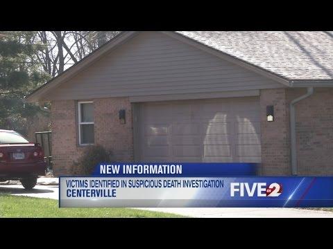 Centerville couple found dead