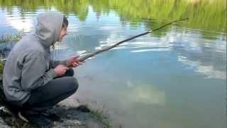 не рыбалка, а горе!) это просто смешно! ржака! прикол)))