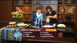 Recipe # 5185: Sweet & Tangy Slaw, Apple Citrus Slaw