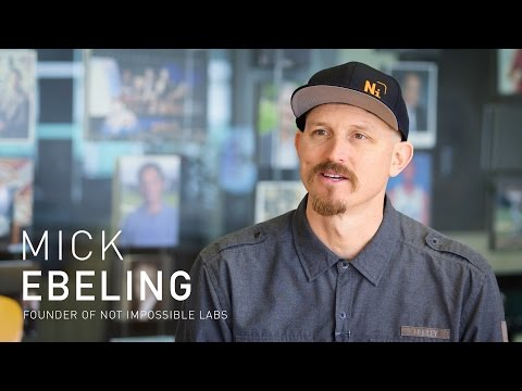 Mick Ebeling: What Makes Not Impossible Labs Tick
