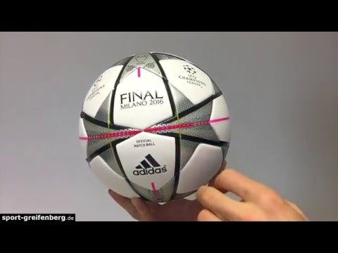 Adidas Finale Milano OMB - Champions League Endspielball