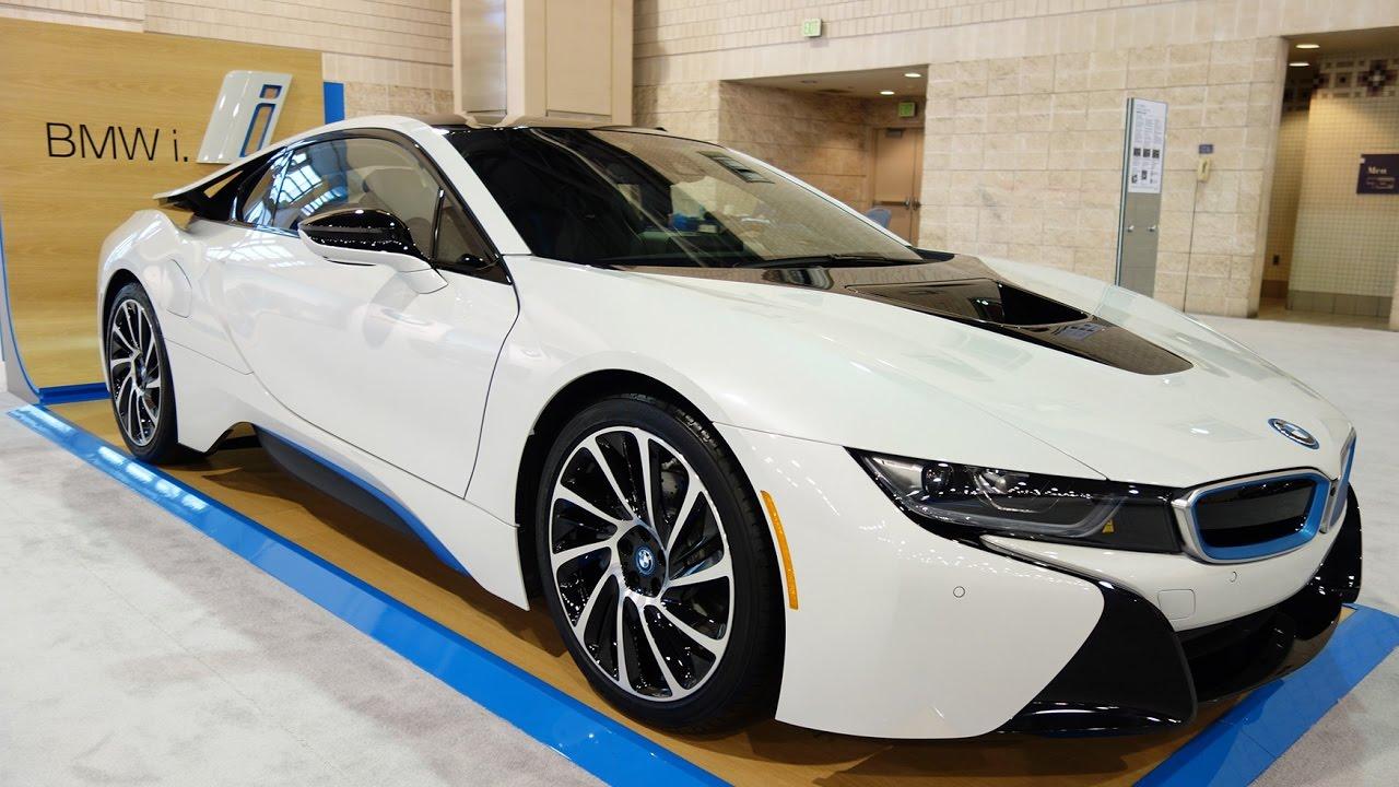 BMW I8 2017 Interior Exterior Car Review