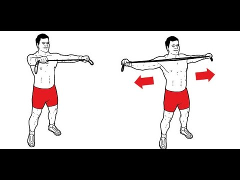 Fix The Slump (Band Exercise for Poor Posture, Rounded Shoulders, Forward Head) - Dr Mandell