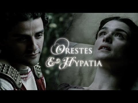 who have i ever loved? | orestes & hypatia › for quiet paranoiac