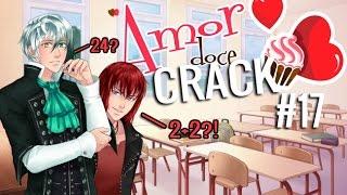Amor doce CRACK #17 - Lysandre rei da matemática