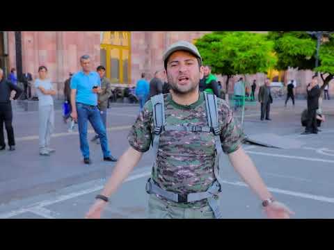 Hovhannes Davtyan - Zgacel eq? Nikol Pashinyan / heghapoxutyun