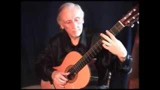 Johann Sebastian Bach - Menuet II by Cesar Amaro
