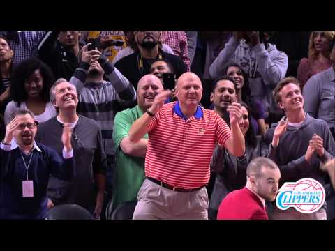 Steve Ballmer is a Dancing Machine