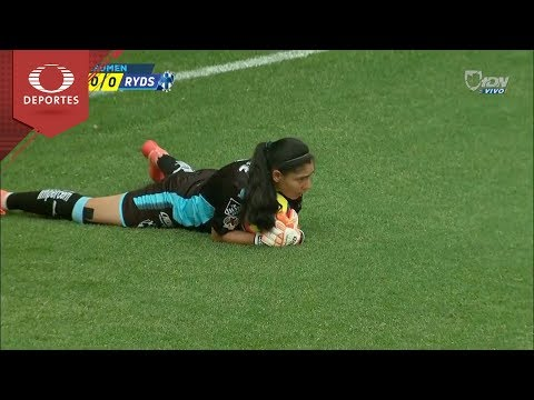 Resumen Toluca 0 - 0 Rayados | Liga MX Femenil | Televisa Deportes