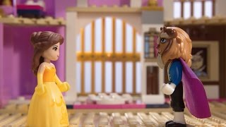 Video Beauty & The Beast as Told by LEGO - LEGO Disney Princess - Mini-Movie download MP3, 3GP, MP4, WEBM, AVI, FLV Mei 2018