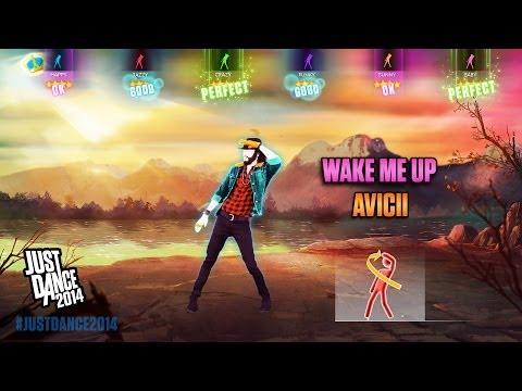 Avicii - Wake Me Up | Just Dance 2014 | DLC Gameplay