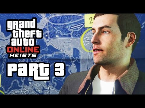 GTA 5 Heists - PRISON BREAK - Setup (Station & Wet Work) Gameplay Walkthrough Part 3
