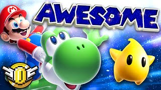 Super Mario Galaxy - 17 Things That Made It AWESOME - Super Coin Crew