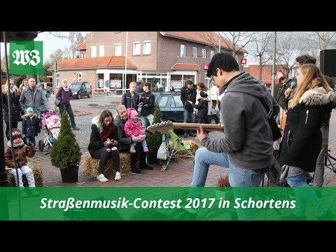 Straßenmusik-Contest 2017 in Schortens | Wilhelmshavener Zeitung