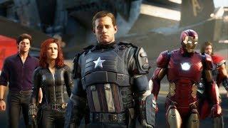 Marvel AVENGERS Extended Trailer E3 2019