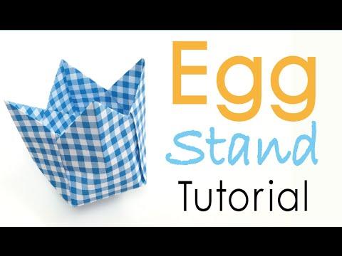 Origami Tutorial Make Paper Cup 6 Stock-Vektorgrafik (Lizenzfrei ... | 360x480