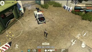 Tacticool - 5v5 shooter Android Gameplay