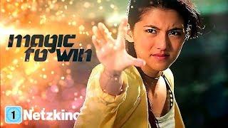 Magic to Win (Actionfilme auf Deutsch anschauen in voller Länge, Komödie Deutsch ganzer Film) *HD*