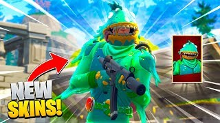 MONSTER OF MOISTY MIRE! Moisty Merman Skin! (Fortnite Battle Royale)